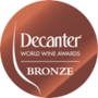 Decanter World Wine Awards Bronze