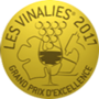 Grand Prix d'Excellence Vinalies Nationales 2017